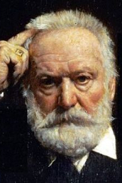 Photo of Victor Hugo for themed selfcatering apartment